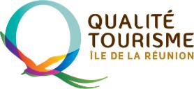 Logo Qualité Tourisme Île de la Réunion